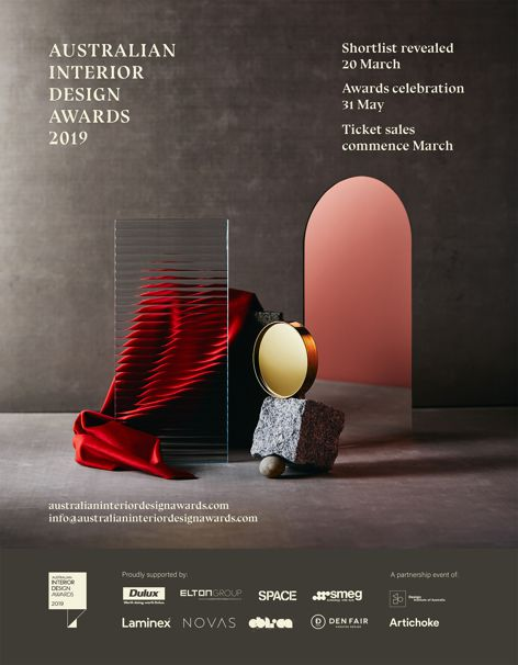 2019 Australian Interior Design Awards