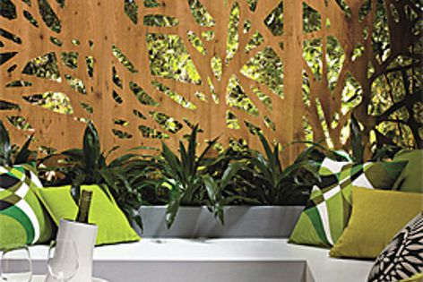 Laminex Alfresco Compact Laminate is a low-maintenance alternative to wood and other products.