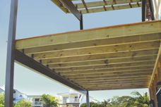 T3 Green structural outdoor timber
