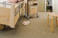 Ecare impervious flooring
