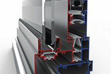 U-max system by Aluminium Industries