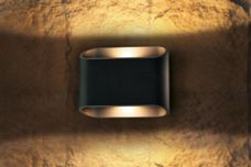 Orsay outdoor wall light from Studio Italia