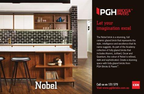 Nobel bricks from CSR PGH bricks & Pavers