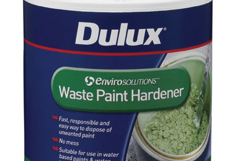 The EnviroSolutions range helps to minimize the impact of Dulux paint products on the environment.