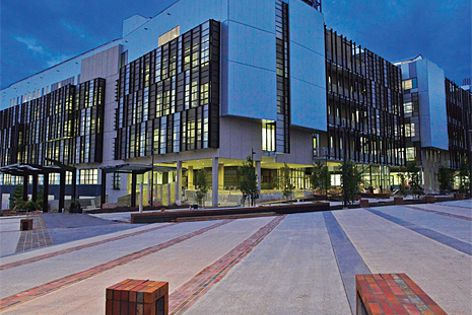 Kingspan Insulated Panels were used on the recently completed Ecosciences Precinct in Queensland.