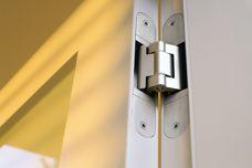 Miglas concealed door hinge