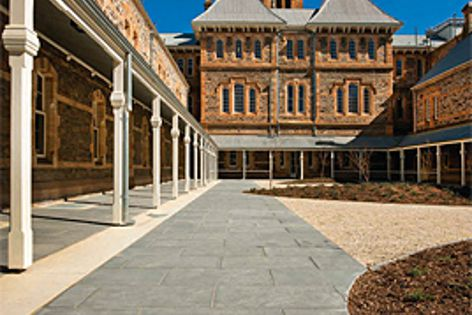 Adbri Masonry's Euro paving range is available in a contemporary colour palette.