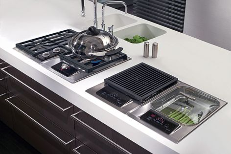 Wolf kitchen appliances