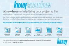 Knowhow Suite from Knauf