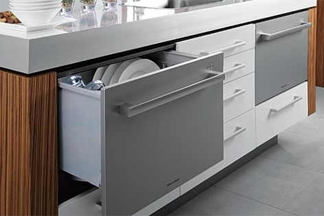 Fisher & Paykel dishwasher range
