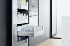 Space Tower pantry from Blum