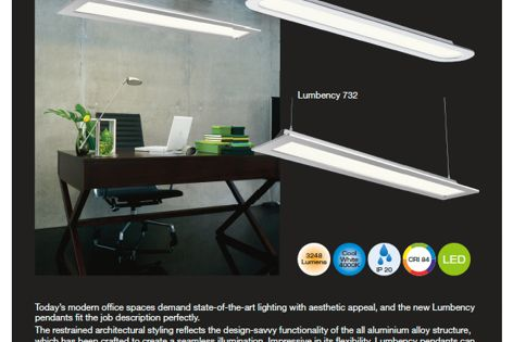 Lumbency from Beacon Lighting Commercial