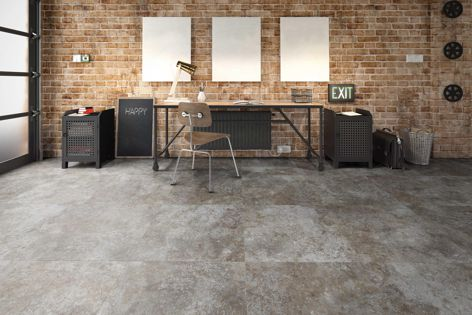 Expona Commercial vinyl tiles from Polyflor