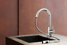 iB Rubinetterie kitchen collection from Paco Jaanson