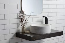 Custom basin designs by DuPont Corian