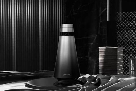 Besound 1 New York Edition by Bang and Olufsen can function as a stand-alone speaker or be integrated into a multiroom system.