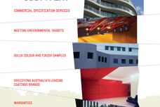 Dulux specification and project services