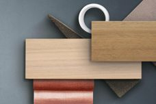 The Timber Studio finish selection website