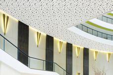 Rigitone perforated plasterboard by CSR Gyprock