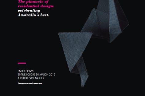 Houses Awards 2012 enter now