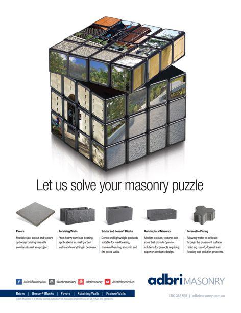 Masonry solutions by Adbri Masonry