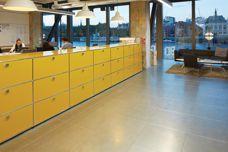 USM Haller modular furniture from ECC