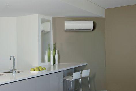 Fujitsu plasma filter airconditioner