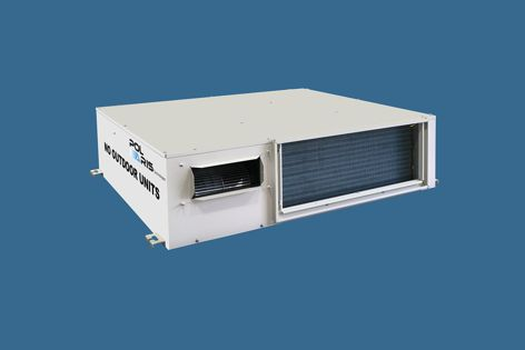Hideaway airconditioners by Polaris Technologies