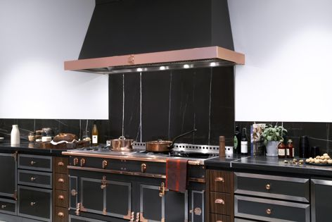 La Cornue's Chateau cookers deliver culinary performance and elegance to suit any requirement.