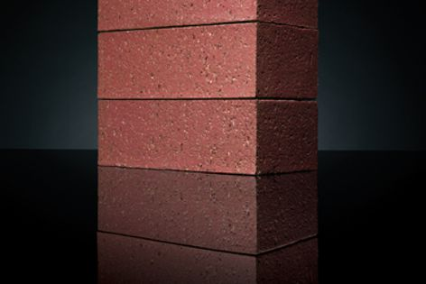 A pink brick has been added to the PGH Altitude glazed brick collection.