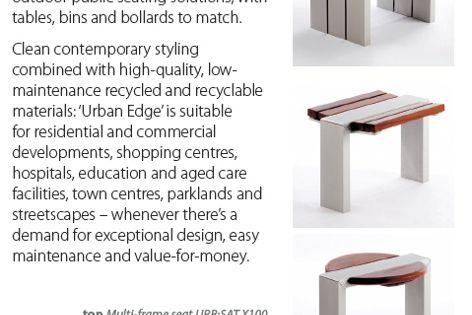 Urban Edge range by Cox Urban