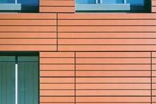 NBK architectural terracotta Facade