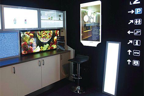 Selector Best New Product Award 2011 winner - The Spicon Linear Matrix Lighting Engine.