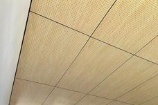 FireHoop Group 1 fire-rated acoustic panels