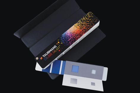 New generation Colour Galaxy Fandeck by Taubmans