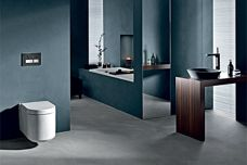 Sigma concealed cistern by Geberit