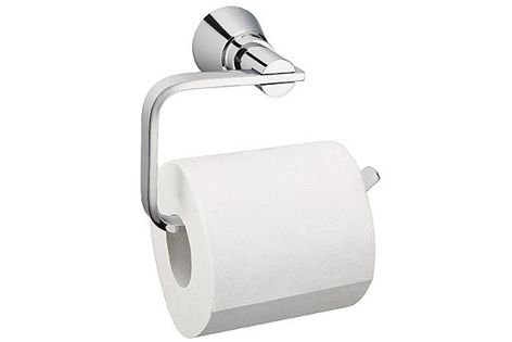The Portland toilet roll holder from Raymor.