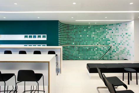The Boston Consulting Group by Carr Design Group. Photo: Ian ten Seldam.