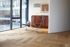 Herringbone boards by Royal Oak Floors