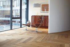 Herringbone boards by Royal Oak