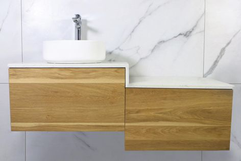 Modular bathroomware by Casa Lusso
