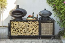 Morsø Forno outdoor cooking from Castworks