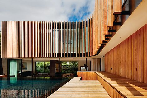 2011 winner – Kooyong Residence by Weian Lim of Matt Gibson Architecture. Photo: Shannon McGrath.