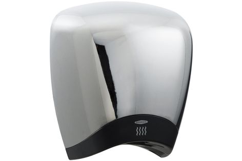 The DuraDry hand dryer is durable, quiet and contemporary.