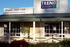 Trend showroom at Nowra