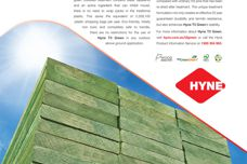 Hyne T3 Green - made for the outdoors