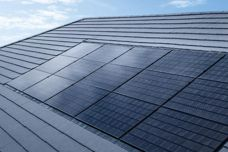 Inline Solar roofing by Monier