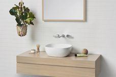 Artisan above-counter basins by Caroma