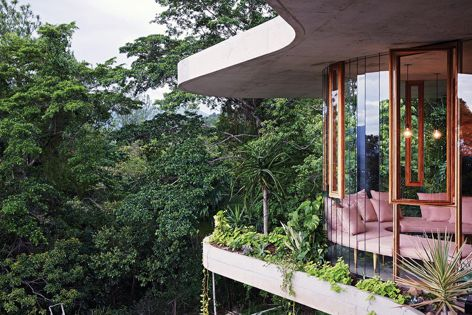 Planchonella House by Jessie Bennett Architect, the 2015 Australian House of the Year. Image: Sean Fennessy.