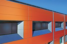 Benchmark Evolution facades from Kingspan